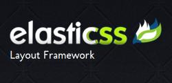 CSS网页布局框架 Elastic