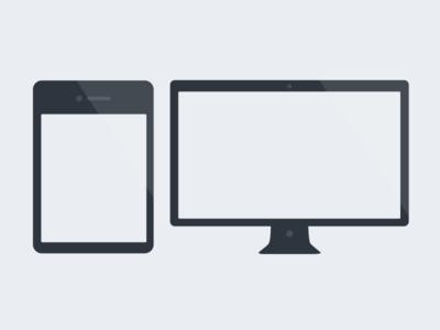 Flat Display & Tablet
