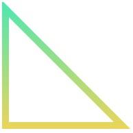 canvas绘制实心三角形和空心三角形